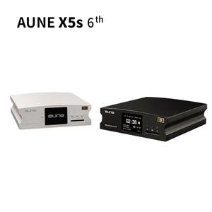 Image 5 - און X5S 6th Hifi דיגיטלי אודיו נגן מפענח AK4490 DSD USB DAC מגבר 24bit/192K