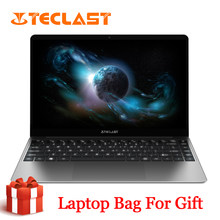 Teclast F7 Plus Laptop Notebook Windows 10 OS Ultra Thin 14 inch 1920 x 1080 Intel Gemini Lake N4100 Quad Core 8GB RAM 256GB SSD(China)