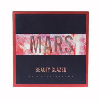 Beauty Glazed 9 kolorów paleta cieni do powiek w proszku makijaż Shimmer Matte Eyeshadow TSLM1 tanie i dobre opinie ELECOOL Długotrwała Łatwe do noszenia Naturalne Wodoodporna wodoodporny W pełnym rozmiarze Powyżej ośmiu kolorach