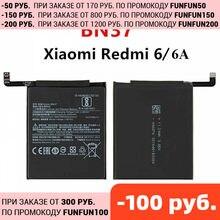 2900 мАч аккумулятор для телефона BN37 для Xiaomi Redmi 6 Redmi 6a высокое качество сменные аккумуляторные батареи