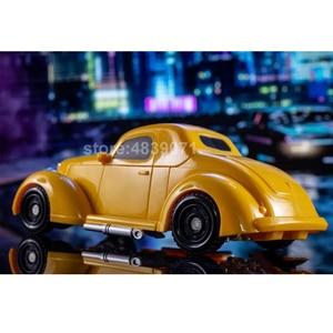 Image 5 - AOYI פעולה איור צעצועי H6002 9D G1 מלחמת העולם השני דבורה רכב צרעה לוחם עיוות רובוט שינוי