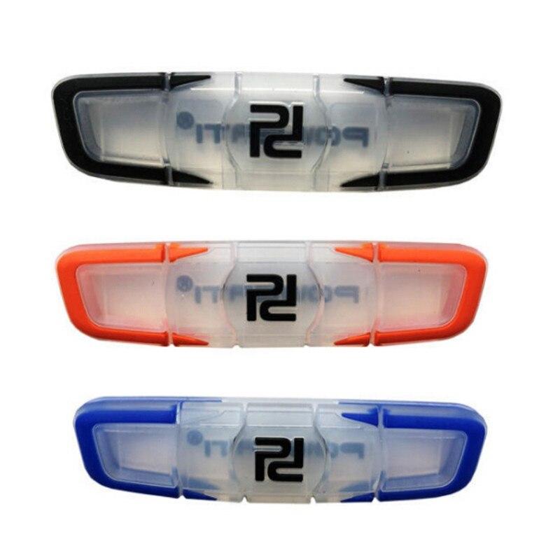 3pcs/set Long Tennis Racquet Shock Absorber Vibration Dampeners Shockproof Damper Replacement Reduce Racquet Accessories