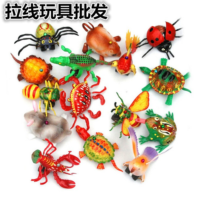 Bracing Wire Turtle Bracing Wire Crab Bracing Wire Crayfish Stall Gift Bracing Wire Toy
