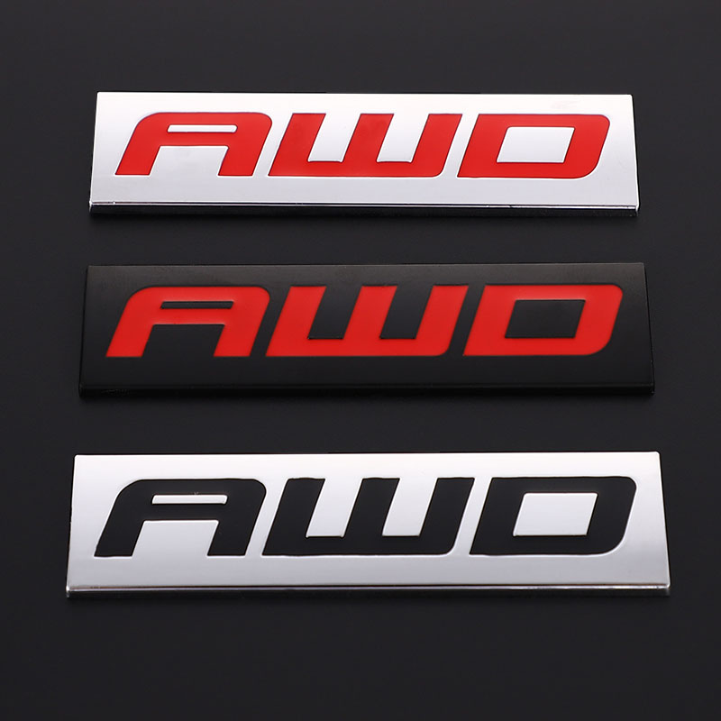 2PCS 3D Roush R Metal Fender Emblem Badge car body Stickers for Mustang GT V6 V8