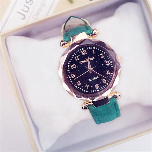 green no bracelet