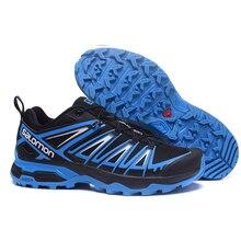 Alta velocidade cross pro trail running sapatos de corrida ao ar livre preto spadrilles sapatos casuais confortáveis tênis corrida