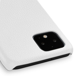Image 3 - New Fashion Phone Protective Skin Shell for Google Pixel 4 Case Luxury Genuine Leather Cases Cover for Google Pixel 4xl Shield