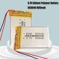 Литий-ионный полимерный аккумулятор 600 мАч 503040, 40x30x5 мм, литий-полимерный аккумулятор для диктофона, гарнитуры, динамика, электронной книги