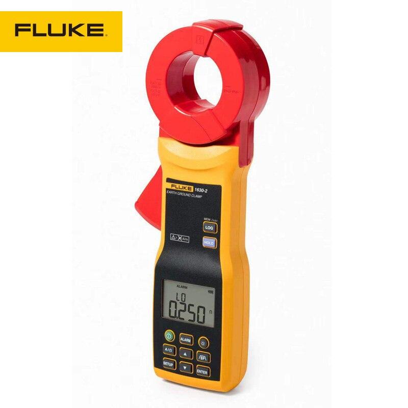 Fluke Fluke F1630-2 Pliers-Shaped Grounding Resistance Tester Grounding Resistance Clamp Tester