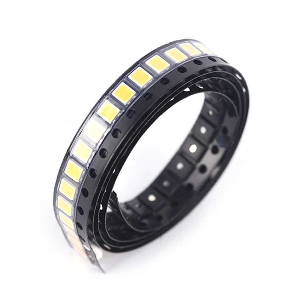100pcs/set Ultra Bright 1210 <font><b>3528</b></font> 2835 <font><b>3V</b></font> <font><b>1W</b></font> 92l LM Backlight Replacement Cool White <font><b>LED</b></font> Backlight for LG <font><b>TV</b></font> 1210 <font><b>3528</b></font> 2835 image