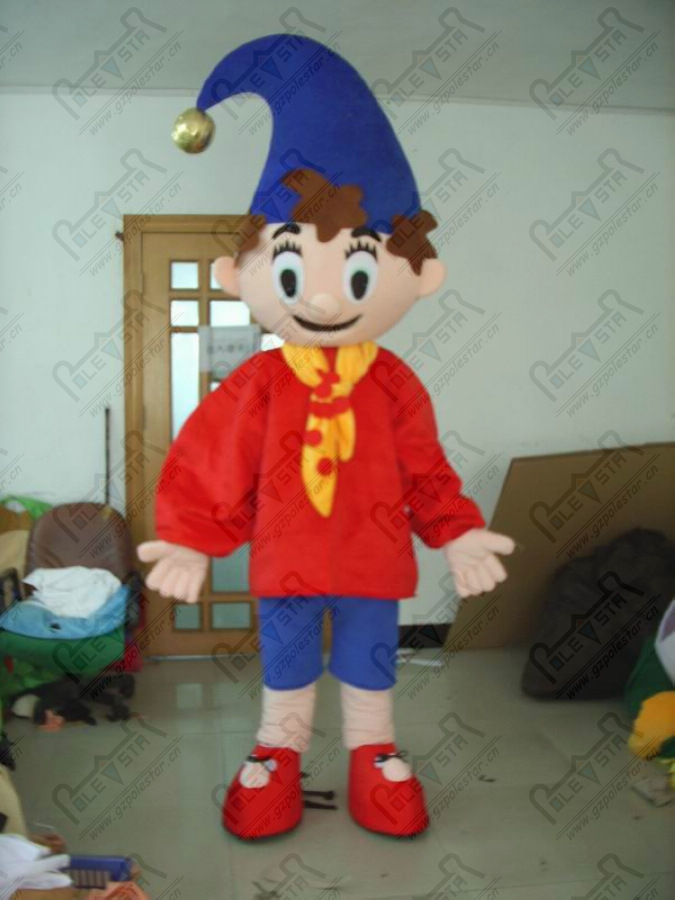 quality noddy mascot costumes professional costumes design OEM party costumes