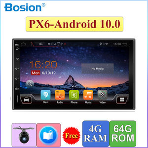 Autoradio 2 Din 7''Octa core Universal Android 10.0 Car Radio Stereo GPS Navigation WiFi 1024*600 Touch Screen 2din Car PC HDMI