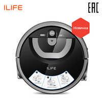 Robot aspirateur ILIFE W400 pour nettoyage humide