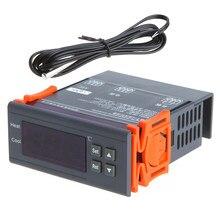 MH1210A/B /F 110-240V regulator temperatury 10A cyfrowy regulator temperatury termopara-40 ℃ do 120 ℃ z funkcja alarmu