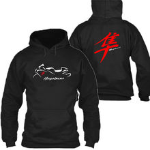 2019 Merk Winter top Mode Man Hot MV Agusta Hayabusa Hoodies Hayabusa Motorfiets 1300 Fans Print Suzuki hoodie(China)