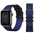 Ремешок нейлоновый для iWatch 38 мм 42 мм, спортивный браслет для Apple Watch 40 мм 44 мм, 6 SE 5 4 321 Series