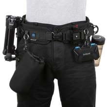 Поясной ремень для камеры многофункциональный поясной с крюком