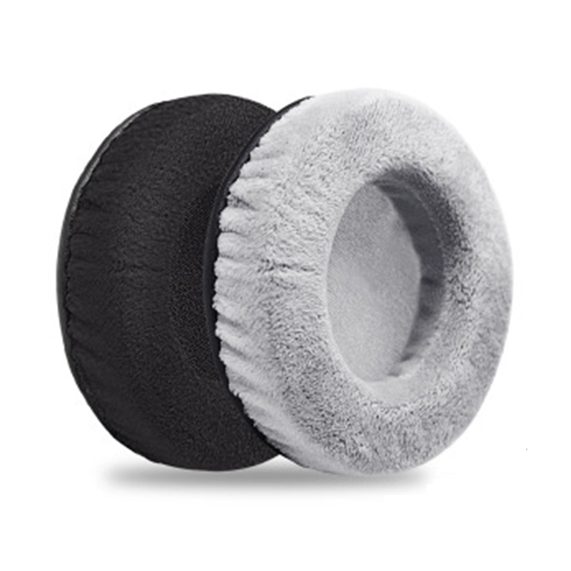 Replacement VELVET Round Ear Pad 60MM 65MM 70MM 75MM 80MM 85MM 90MM 95MM 100MM 105MM 110MM Ear Cups Ear Pads For Headphones