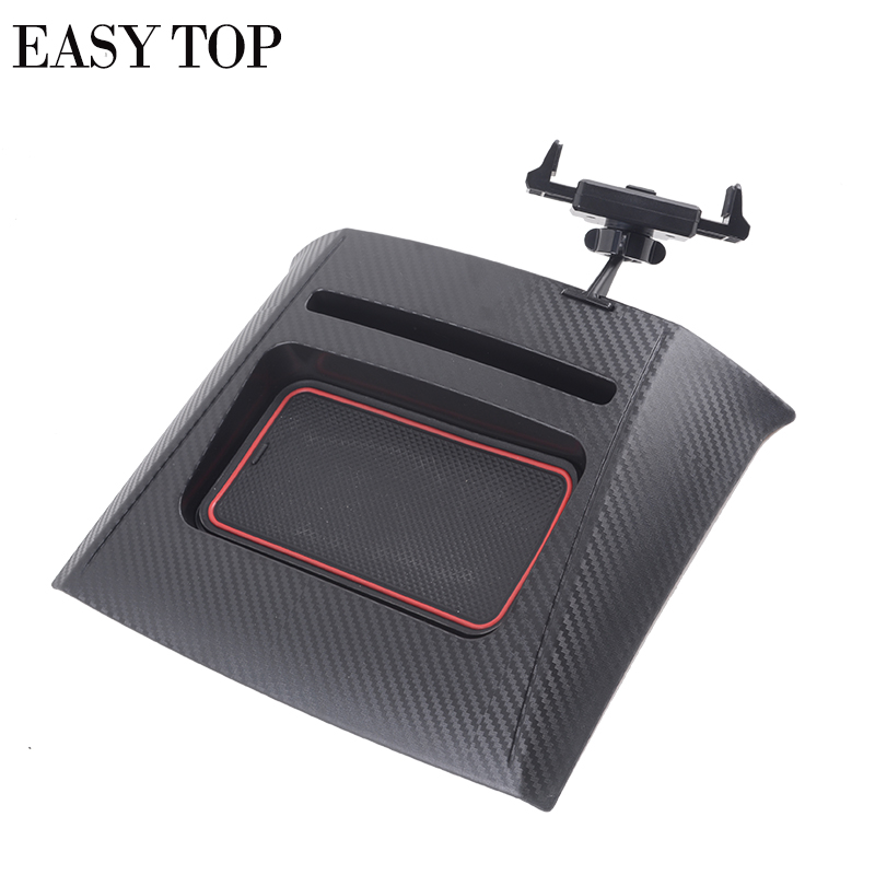 Adjustable Dashboard Cellphone Tablet Support For Mustang 2018+