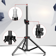 68cm/27inch Photography Mini Table 1/4 Screw Head Light Stand Tripod For Photo Studio Ring Light LED Lamp Reflector Softbox