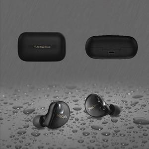 Image 5 - Sans fil Bluetooth 5.0 écouteurs tactile deux vrais écouteurs sans fil mains libres Sport étanche Super basse Mini casques avec micro