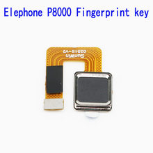Für Elefon P8000 Home Button Fingerprint Finger Touch Menü Zurück Key Sensor Flex Kabel(China)