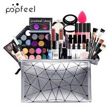 Professional Makeup Kit For Girl Eyeshadow Cream Makeup Bag