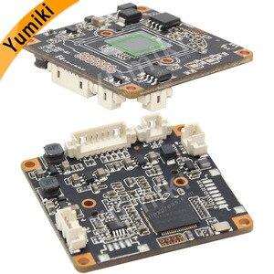 "Image 4 - 8MP 4096*3072 CCTV 8MP kamera modülü kurulu CMOS HD AHD kamera modülü NVP2481H DSP + OV12895/1/2 3 ""sensörü"