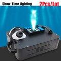 Дешевле Dj светодиодная дым-машина пульт дистанционного управления может вертикальное место дымовая машина RGB led диско DJ вечерние сделать ту...