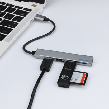 Hub USB 2,0 HUB USB 3,1 tipo-c a 3USB 2,0 Hub de...