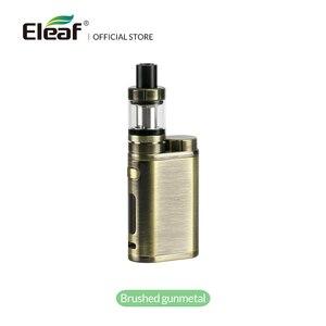 Image 4 - Распродажа оригинальный Eleaf iStick Pico комплект с 2 мл MELO III мини распылитель или 4 мл Melo 3 распылитель выход 75 Вт бокс мод электронная сигарета