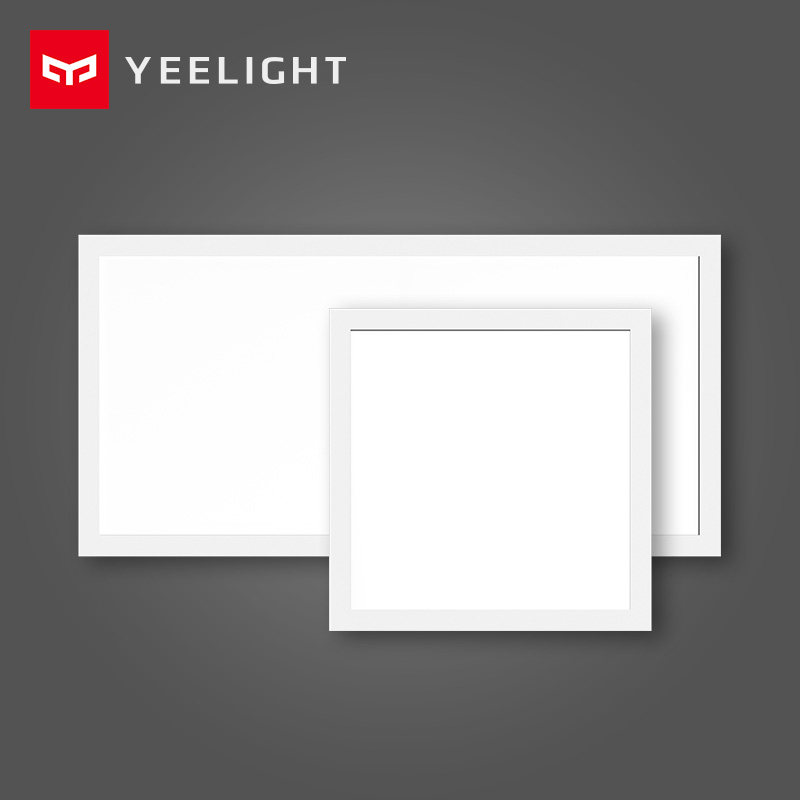 YEELIGHT Smart LED Ceiling Panel Light APP Control Dustproof Intelligent Home Ceiling Lamp 30*30CM /30*60CM For Kitchen Bathroom