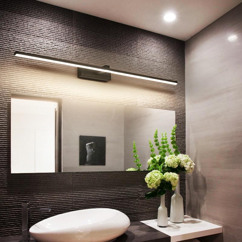 Lights Indoor Top Mirror Led Wall