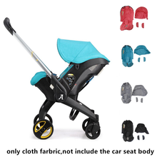 Car Seat Stroller Accessories Changing Washing Kit Canopy Sunshade Cover For Doona Stroller 4 in 1 Car Seat Stroller