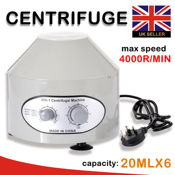 800-1 Electrical Laboratory Centrifuge Lower-speed Desktop Centrifuge with Timer Lab Centrifugal Medical Practice Machine Tool