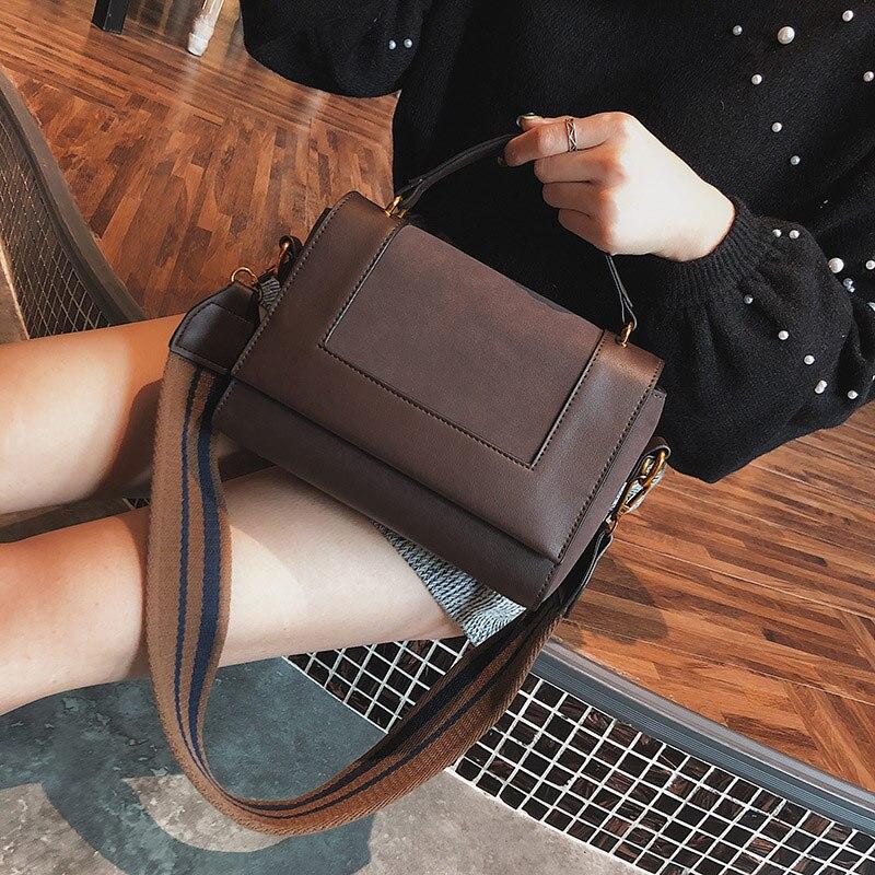 Nouveau mode automne hiver sacs femmes Nubuck cuir moyen sac à main femme de luxe épaule sac à bandoulière Designer de haute qualité