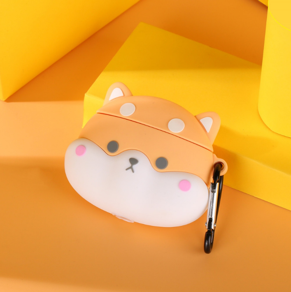3D Cute Cartoon Cases for Airpods Pro 207