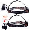 Z35 T13 Headlight outdoor headlamp CREE XML 3 5 LED T6 Head Lamp Flashlight Torchhead light with 8650 battery AC DC charger promo