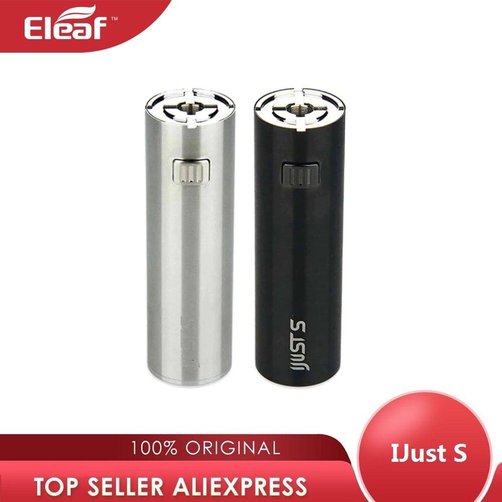 Original Eleaf IJust S Batterie 3000mAh Max 50W Elektronische Zigaretten Vape Batterie Mod für IJust S Zerstäuber Vs IJust 3/ego aio