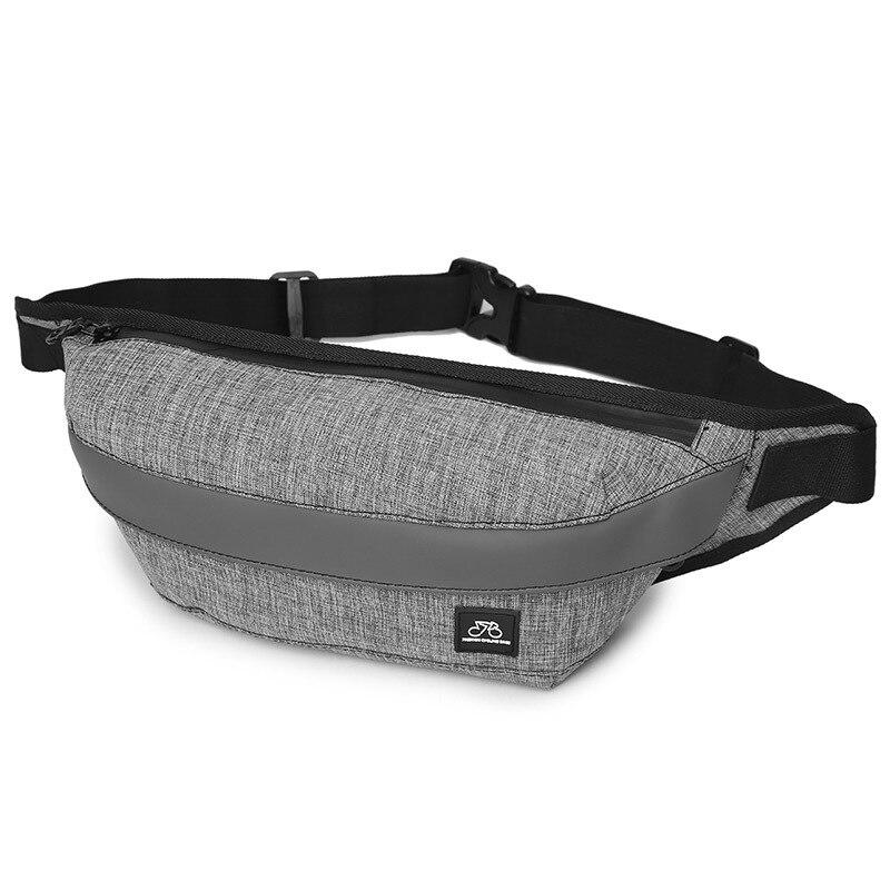 Men Wallet Sports Chest Pack Shoulder Outdoor Casual Backpack Fitness Running Shoulder Bag Trend