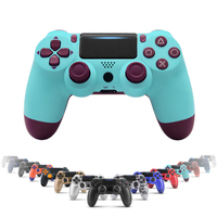 Bluetooth PS4 Controller For PlayStation4 Wireless Gamepad Vibration Joystick Bluetooth For Play Station 4 Console Controller