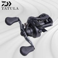 DAIWA TATULA 100 150 200 Fishing reel Baitcasting Reel 5/6kg Drag ratio 7+1 High Speed Bait Casting Lure Fishing Reel