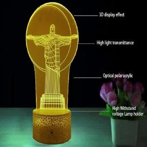 Image 4 - 3d Lamp World Of Warcraft Childrens Night Light Led Bedroom Decor Holiday Gift Wow Sylvanas Windrunner Kids Night Lamp USB