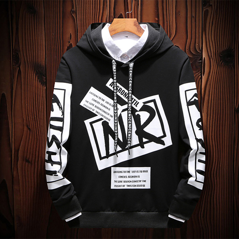 Camouflage Men Hoodies Hip Hop Streetwear Print Sweatshirts Men Skateboard Men/Woman Pullover Hoodies Male Hooded Sweatshirts