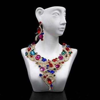 Gorgeous Crystal Jewelry Set 6