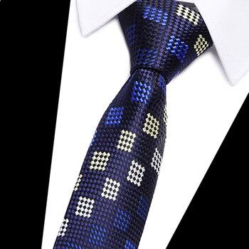 Luxury 7.5cm New High-quality Men's Ties Gravatas homens  Neckties for men Striped Plaid Neckties Wedding Party joy alice 7 5cm new high quality men s ties gravatas dos homens tie set ties for men striped neckties christmas gift for men