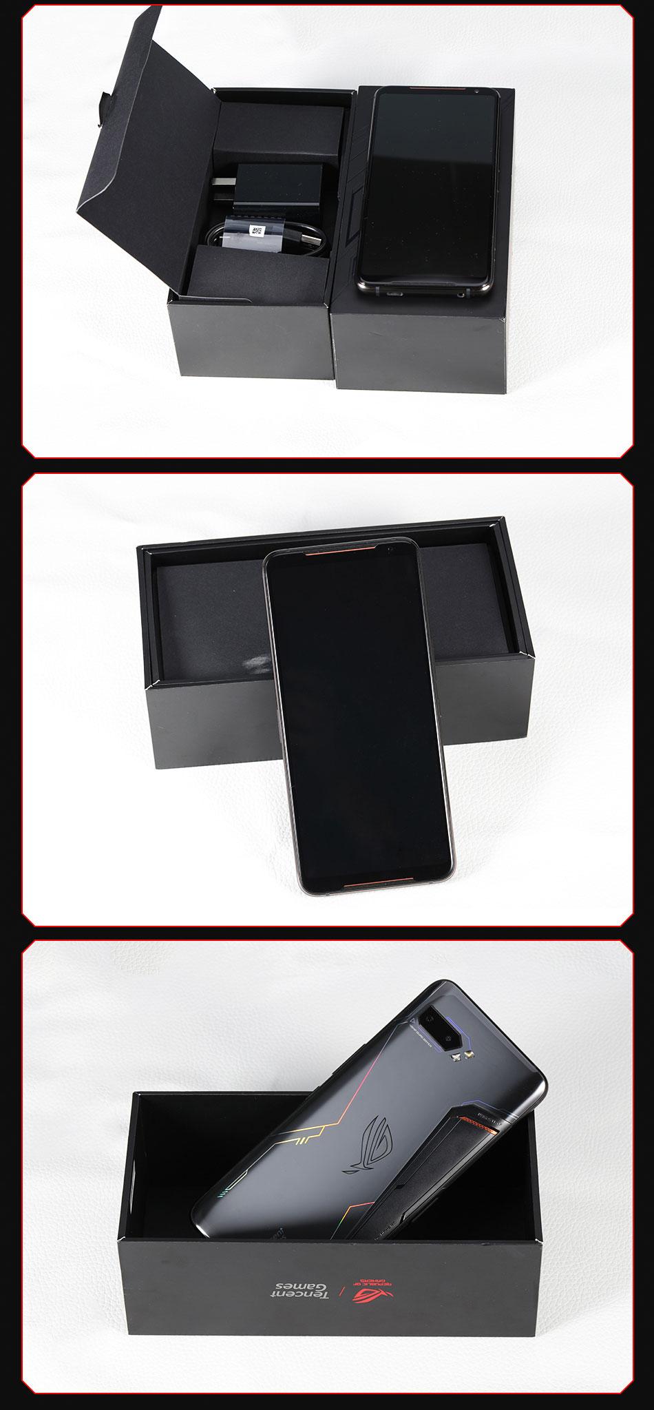 Asus ROG teléfono II ZS660KL 4
