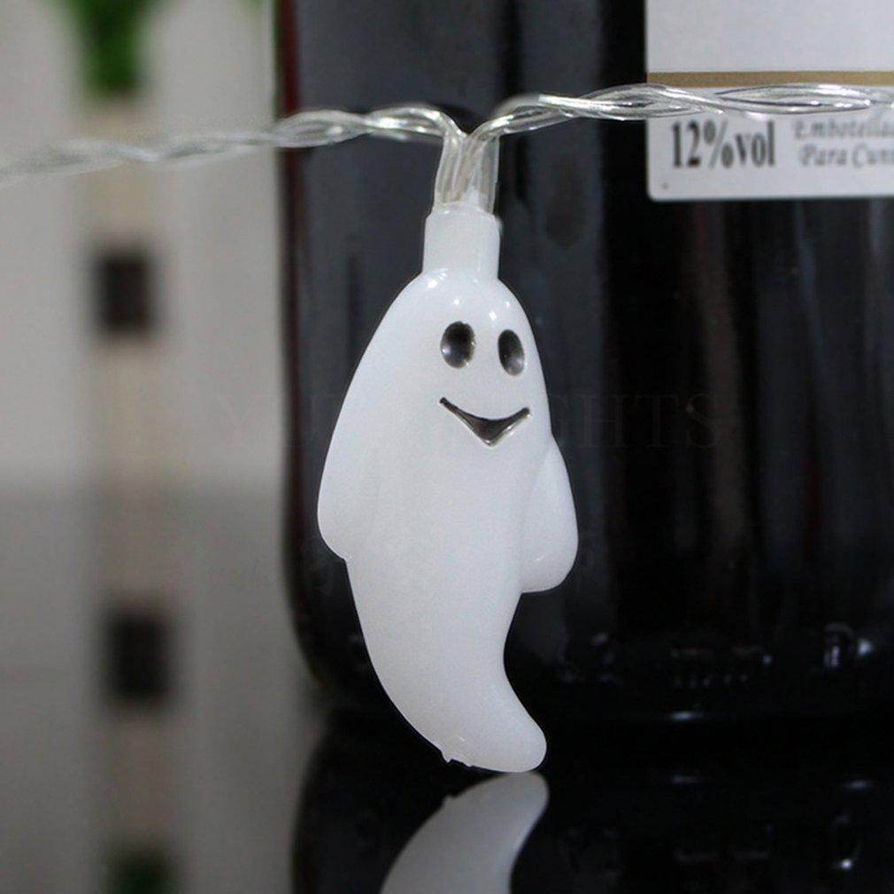 Led Halloween Halloween Decoratie 2 Meterslamp Halloween Skull String Lamp