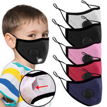 For Children Mouth Mask Unisex Cotton Face Mask Anime Mask For Cycling Camp Scarf Mascarilla Mascarar Faceshield Maska Маски(China)