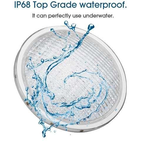 ip68 a prova dip68 agua led luzes